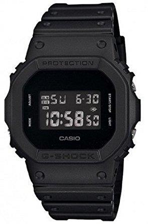 Orologio CASIO G-SHOCK Gomma Nero  DW-5600BB-1ER  - CASIO