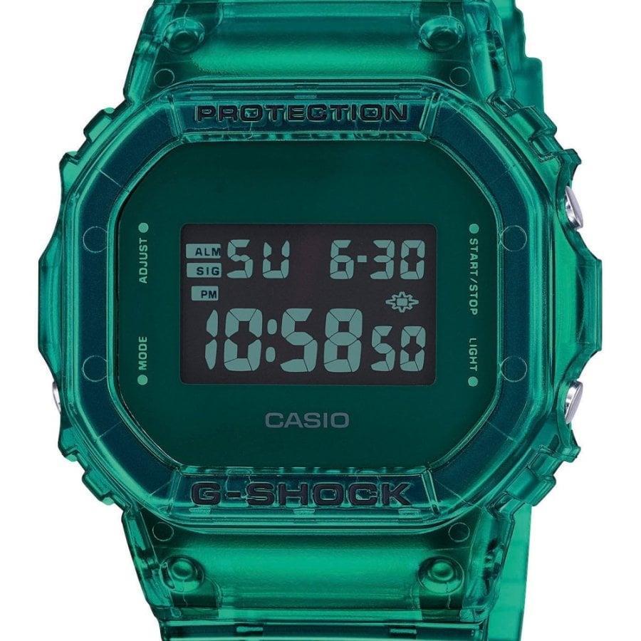 Casio G-Shock Orologio Digitale Uomo Special Edition Dw-5600sb-3er Green - CASIO