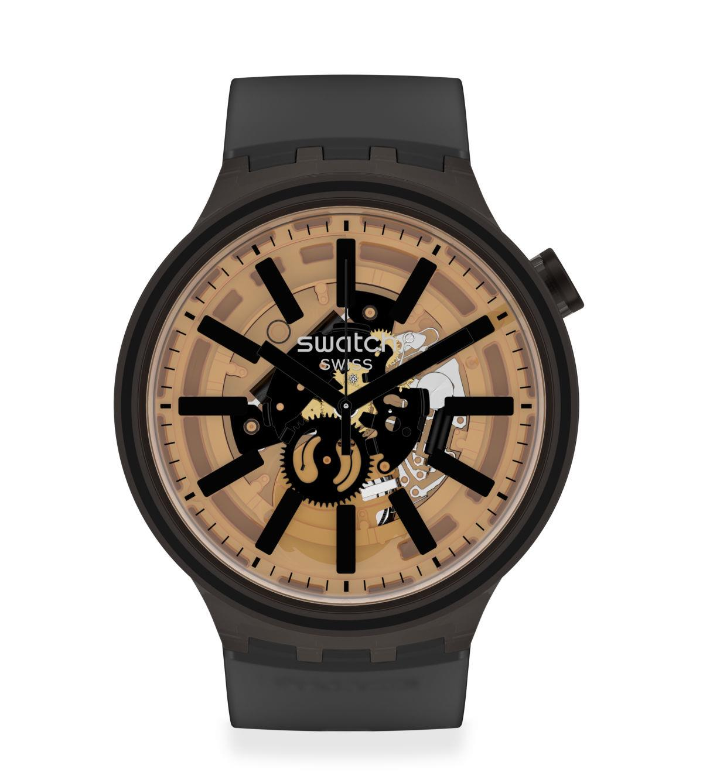 Orologio Swatch Dark Taste Big Bold - SWATCH