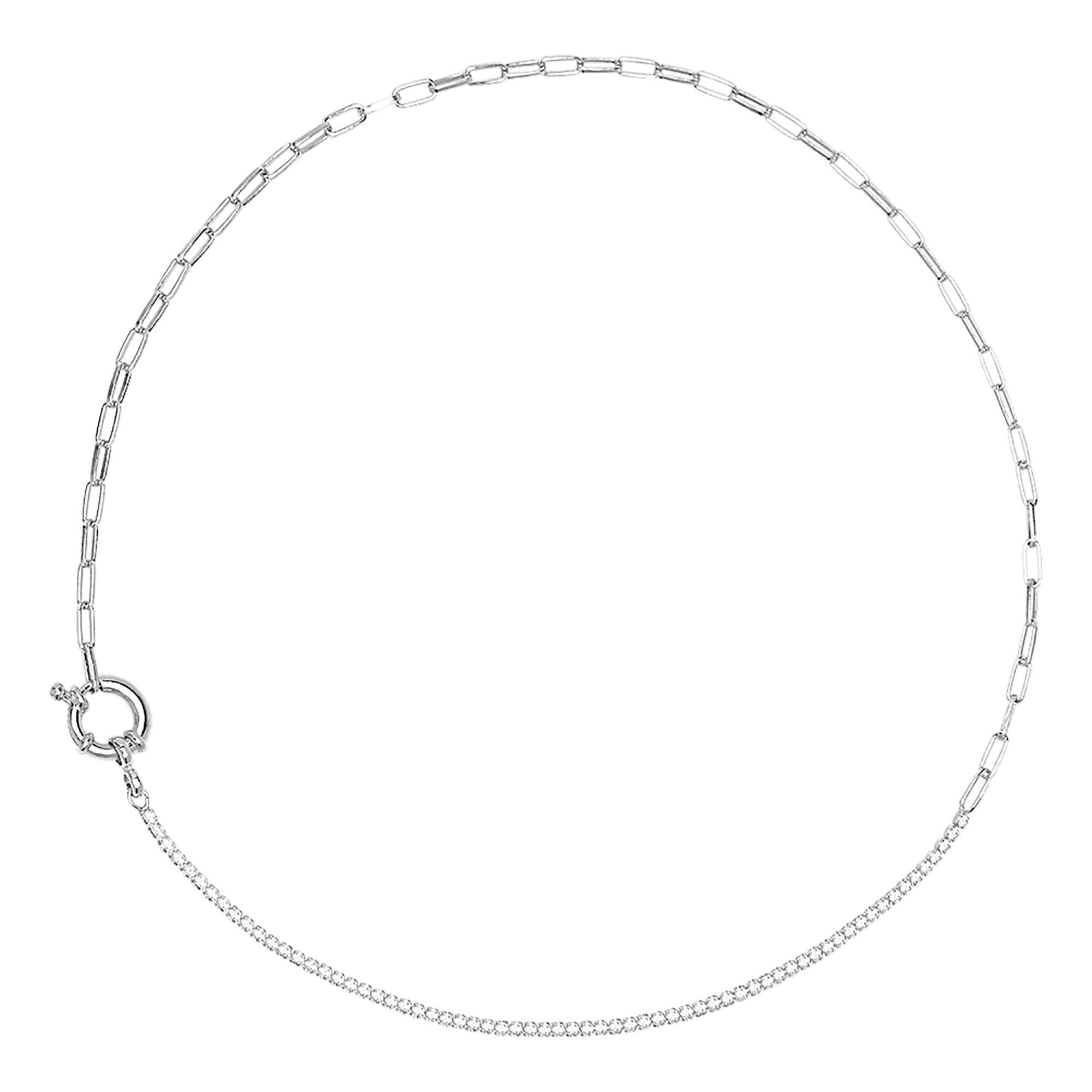Collana Mirage Argento Donna - PDPAOLA