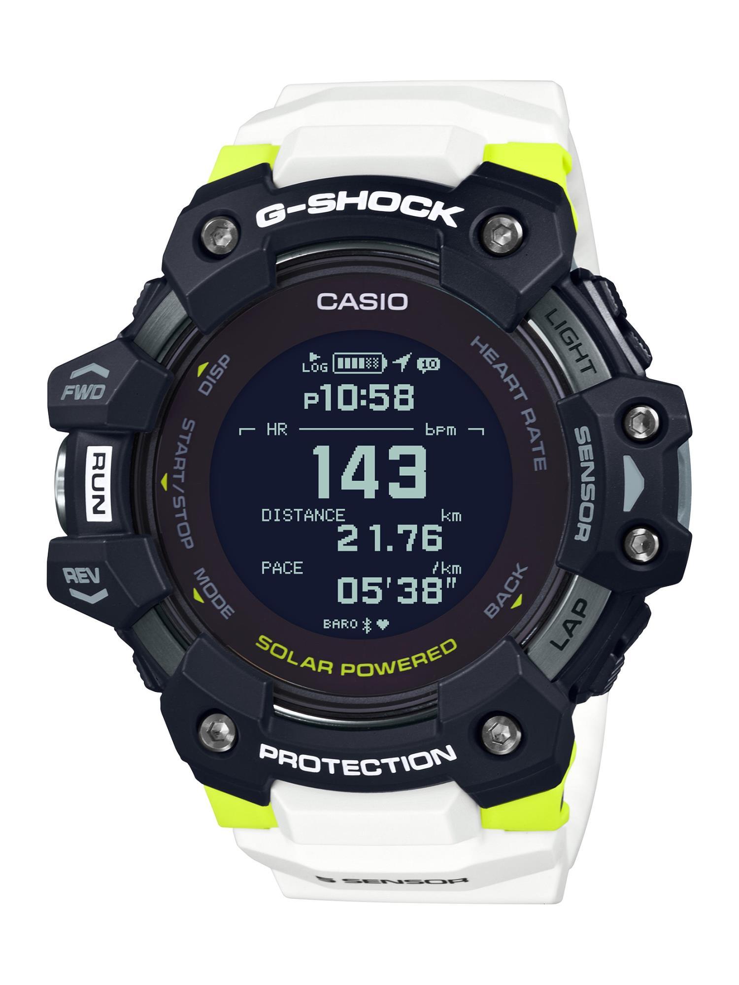 G-SHOCK G-SQUAD GBD-H1000-1A7ER - G-SHOCK