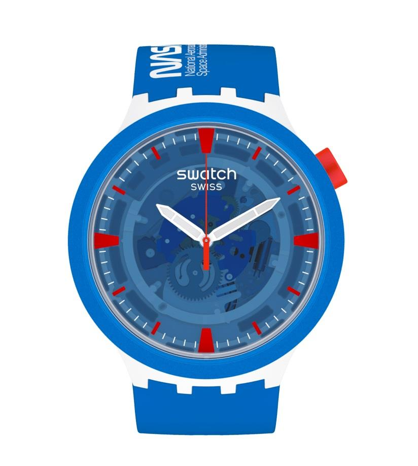 Orologio NASA Jumpsuit Space Collection - SWATCH