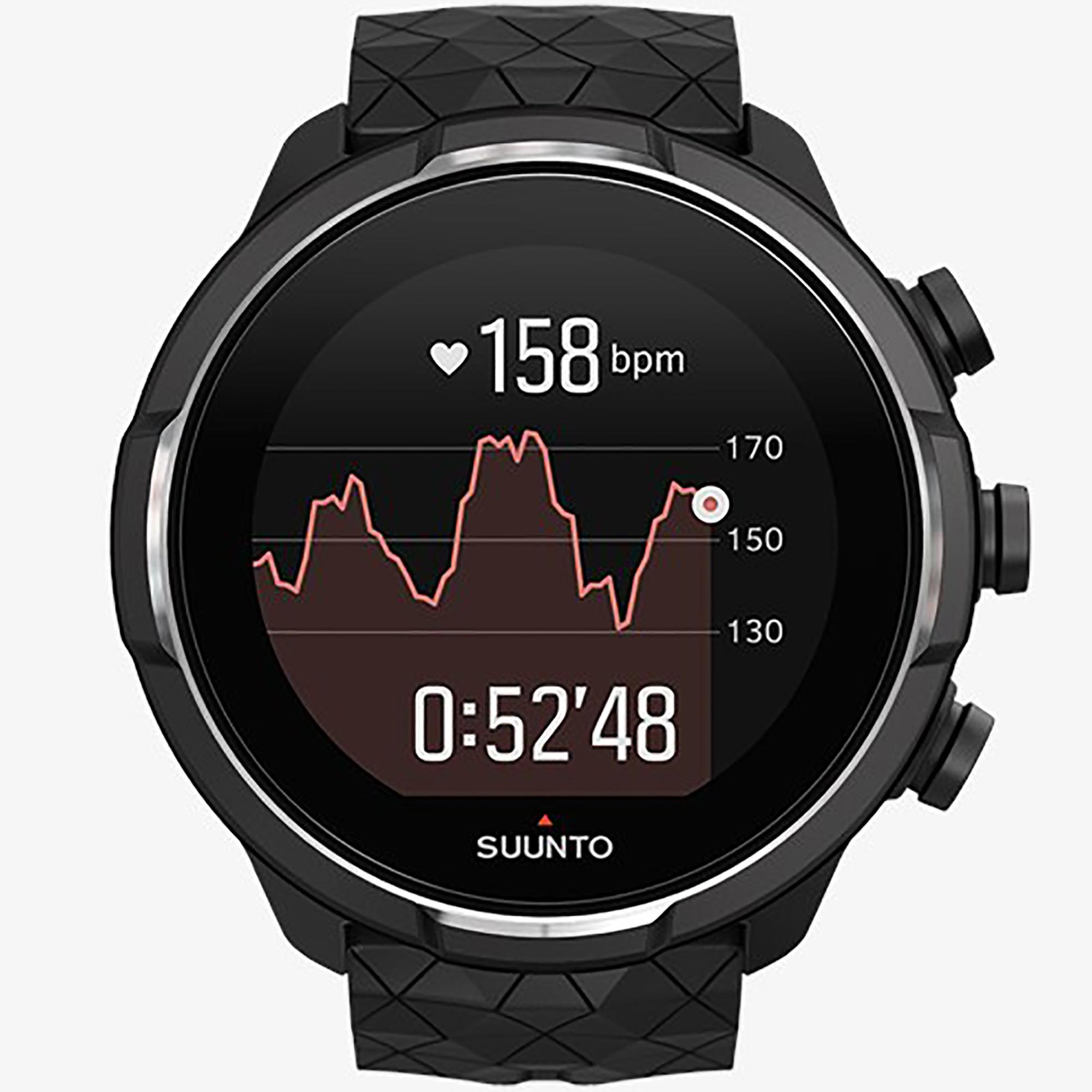 Smartwatch Suunto 9 Baro Titanium Orologio Sport Uomo - SUUNTO