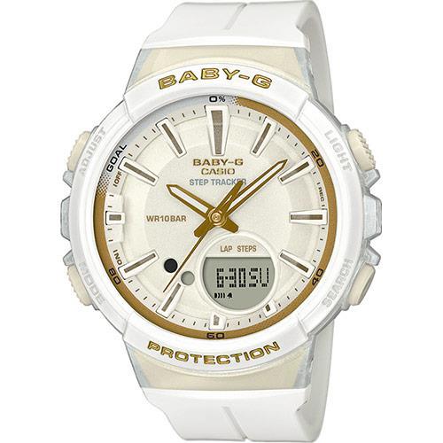 Casio G-Shock Baby-G Gomma Bianco BGS-100GS-7AER - CASIO