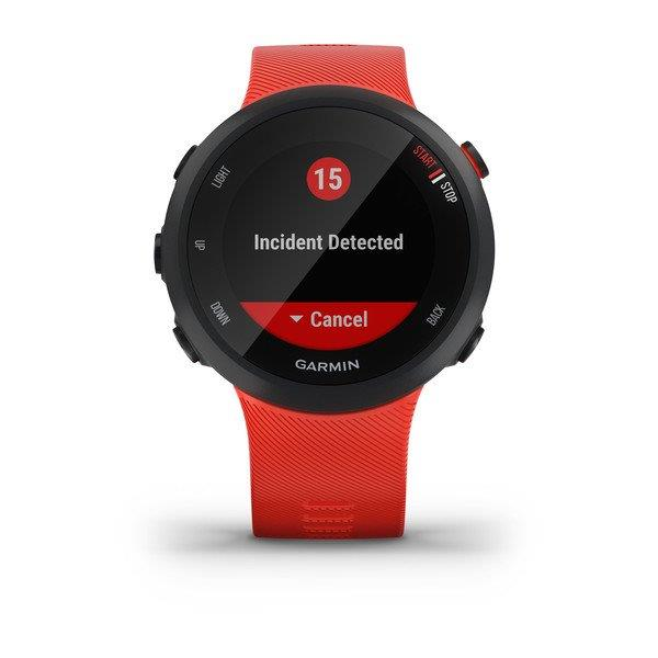 GARMIN FORERUNNER 45, GPS, LARGE, EU,RED - GARMIN