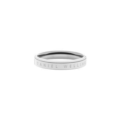 Anello Classic Ring 52 SS Argento Unisex DW00400029 - DANIEL WELLINGTON