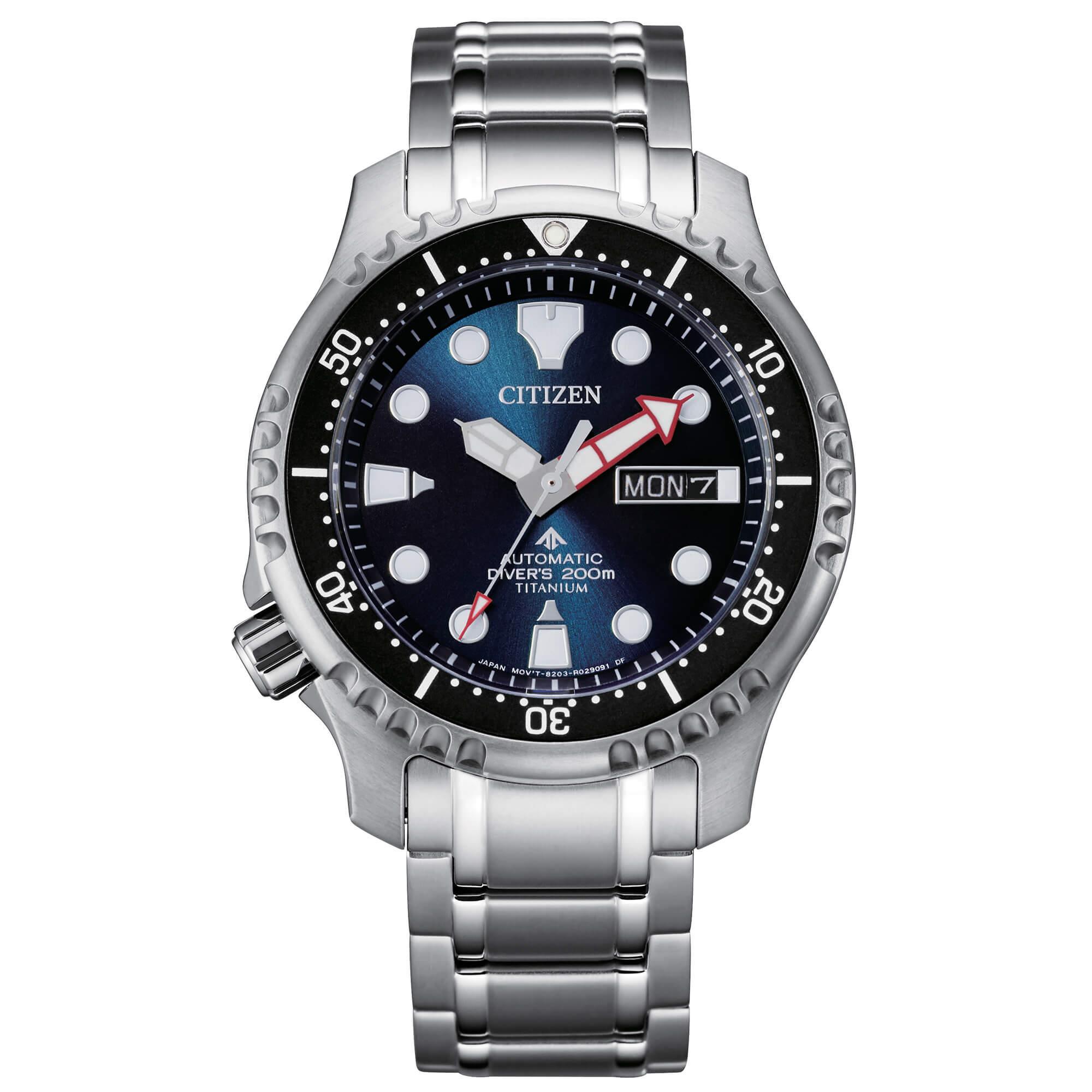 Diver's Automatic 200 mt Super Titanio Citizen - CITIZEN