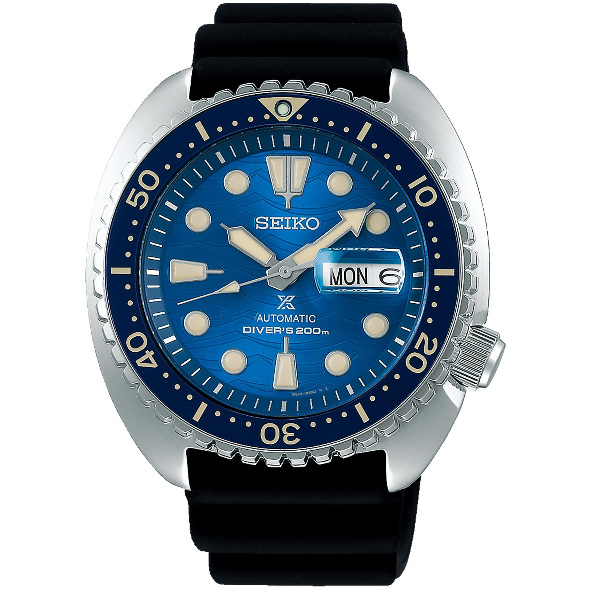 Orologio King Turtle Prospex Save The Ocean - SEIKO