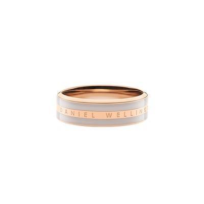 Anello Classic Ring Desert Sand Rose 52 Unisex DW00400055 - DANIEL WELLINGTON