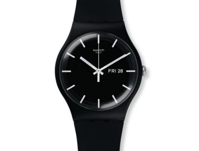 Orologio Mono Black - SWATCH
