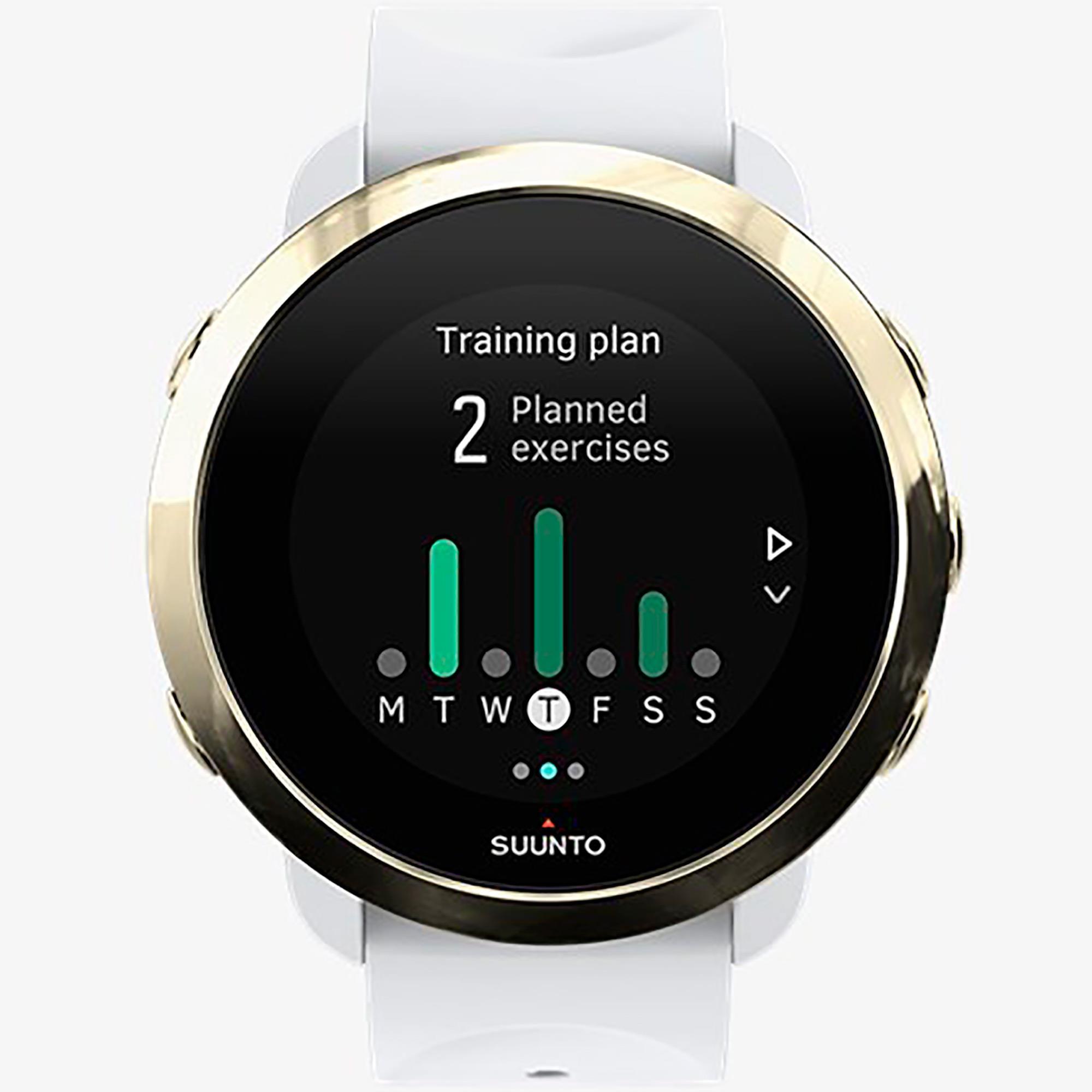 Smartwatch Suunto 3 Fitness Gold Orologio Sport Donna Rosa - SUUNTO