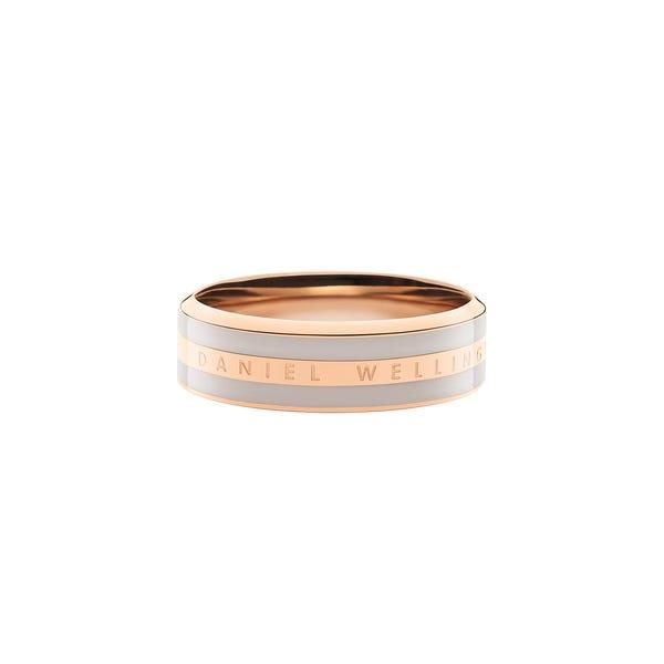 Anello Classic Ring Desert Sand Rose 54 Unisex DW00400056 - DANIEL WELLINGTON