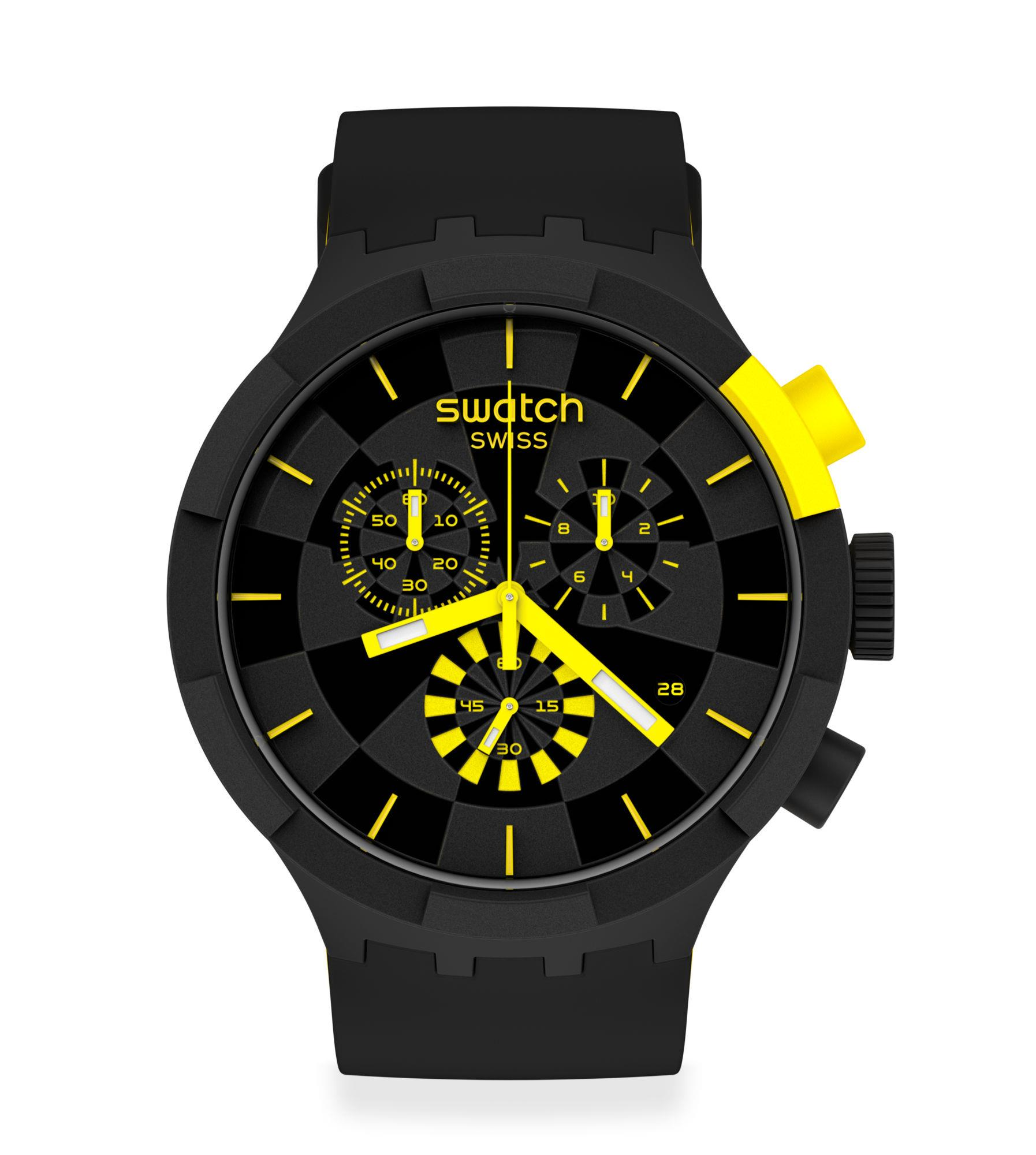 Orologio Swatch Checkpoint Yellow - SWATCH