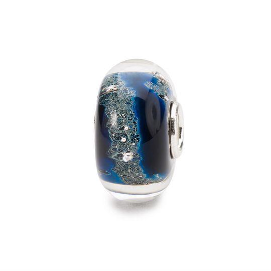 Beads Cielo Notturno in Argento e Vetro - TROLLBEADS