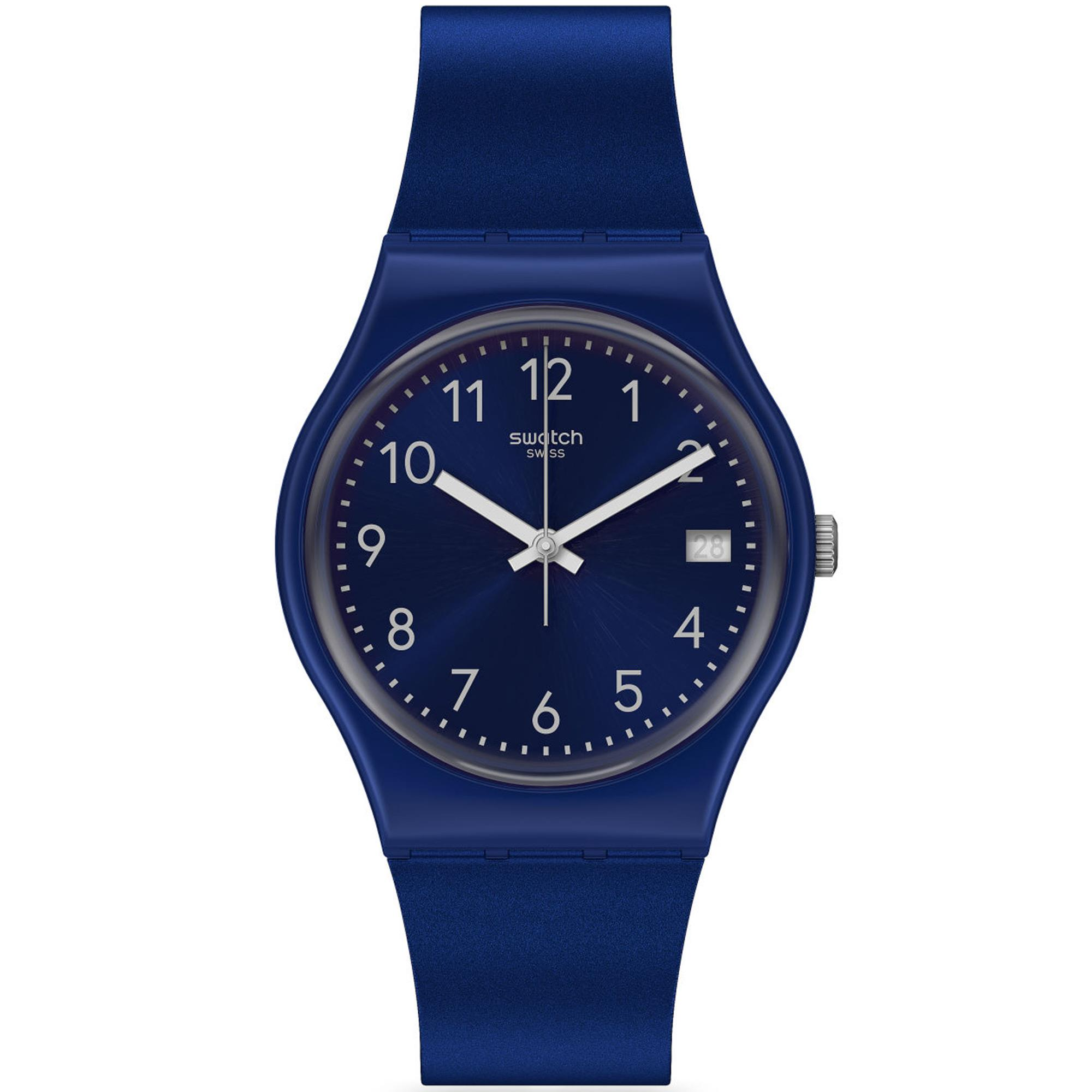 Orologio Silver In Blue - SWATCH