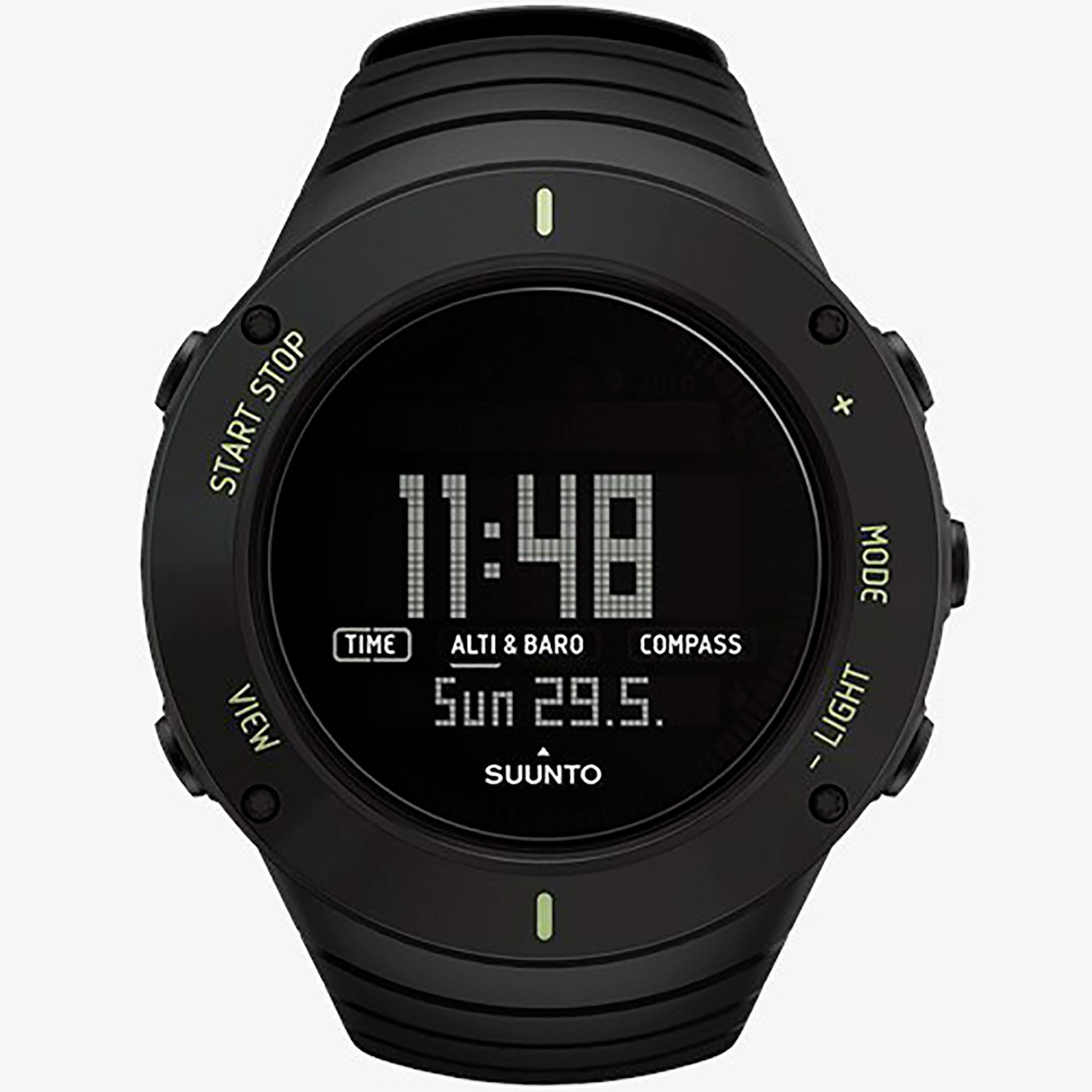 Smartwatch Suunto Core Ultimate Black Orologio Outdoor Unisex Nero - SUUNTO